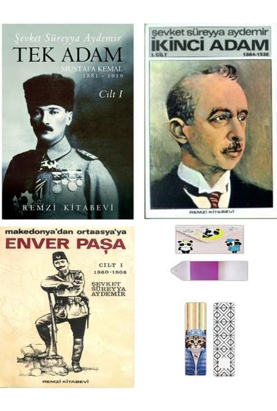 Tarihi Kişilikler Seti 1 Şevket Süreyya Aydemir + Defter ve Ayraç