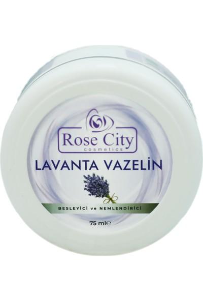 Rose City Lavanta Vazelin 75 ml