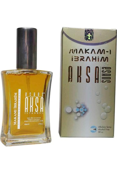 Aksa Esans Makam-I Ibrahim Erkek Parfüm 50 ml