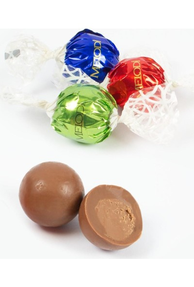 Melodi Çikolata Vela Twist 500 gr