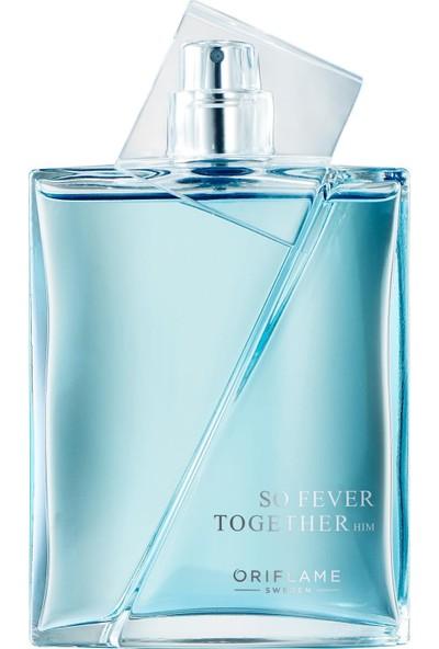 Oriflame So Fever Together Him Edt 75 ml Erkek Parfümü