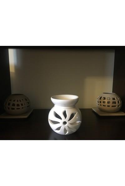 Product Smart Lotus Buhurdanlık Mumluk