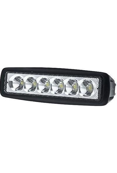 Norma Dar Çalışma Lambası Beyaz Işık 18 W 6 LED