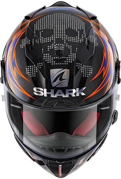 Shark Race-R Pro Loranzo Katalunya Gp Kapalı Kask S