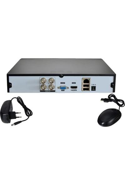 Wellcam PLX-19319 4 Kanal Ahd 1080P Video Dvr Kayıt Cihazı