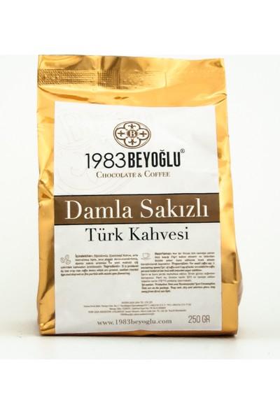 1983 Beyoğlu Damla Sakızlı Türk Kahvesi 250 gr