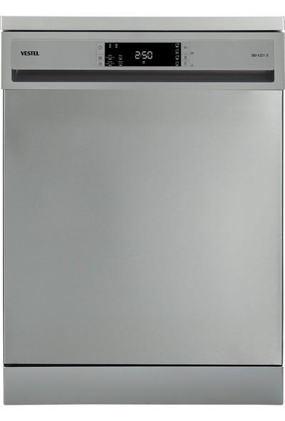 Vestel BM 4201 X A++ 4 Programlı Bulaşık Makinesi