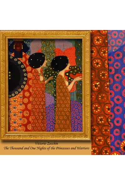 Cipcici Prensesler ve Savaşçıların Gecesi 2 Kanat Blackout Perde 280x260 cm