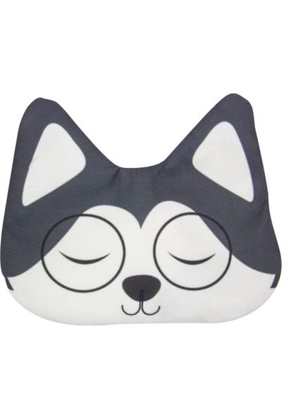 Purple Shopping Uyku Maskesi - Wolf