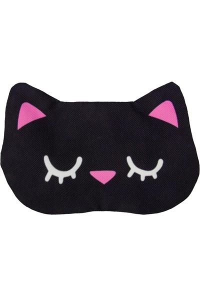 Purple Shopping Uyku Maskesi - Cat