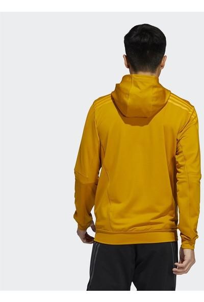 adidas Aeroready 3-Stripes Cold Weather Knit Erkek Sweatshirt