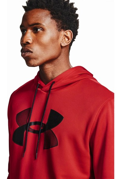 Under Armour Fleece Big Logo Erkek Sweatshirt