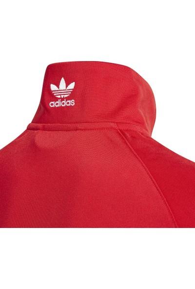 adidas Large Trefoil Track Çocuk Sweatshirt