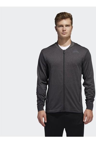 adidas Primeknit 3-Stripes Erkek Sweatshirt