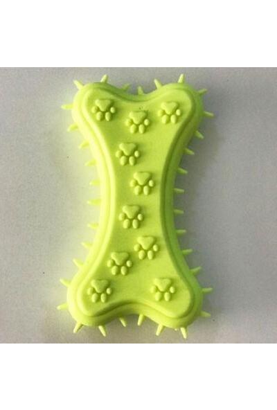 Multi Magic Kauçuk Küçük ve Orta Irk Köpek Kemirme Kemik Oyuncağı 10 x 5 cm