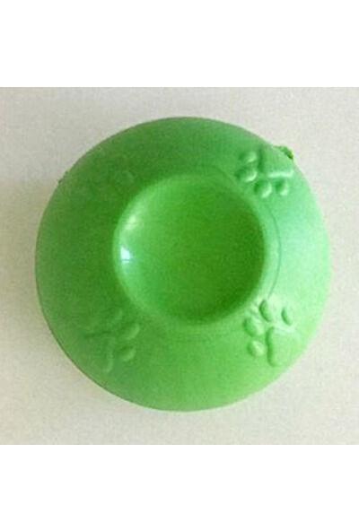 Multi Magic Kauçuk Küçük Irk Köpek Kemirme Top Oyuncağı 4,5 cm