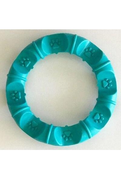 Multi Magic Kauçuk Küçük ve Orta Irk Halka Köpek Kemirme Oyuncağı 11 cm