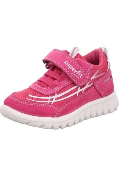 Superfit Yazlık Kız Bebek Spor Ayakkabı