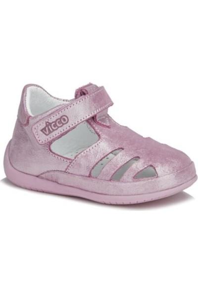 Vicco 918 E20Y 008 Kız Bebek Ilk Adım Ayakkabı