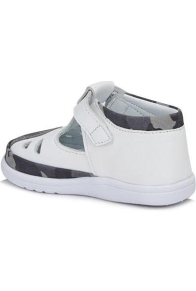 Vicco 918 E20Y 047 Unisex Bebek Ilk Adım Ayakkabı