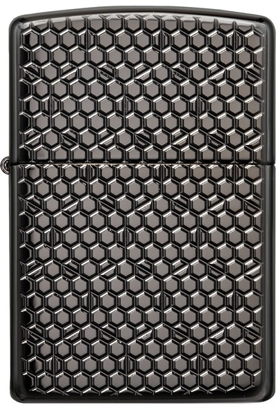 Zippo 24095 Hexagon Design Çakmak