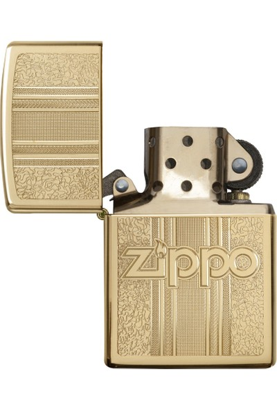 Zippo 254B Zippo And Pattern Design Çakmak