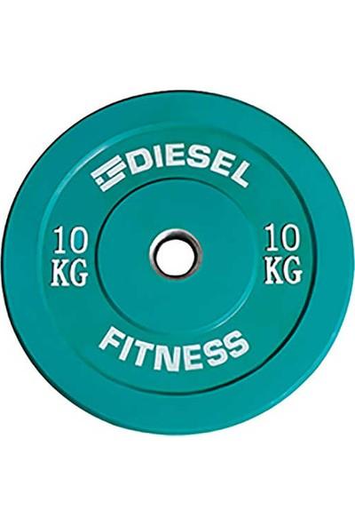 Diesel Fitness Bumper Flans 10 kg