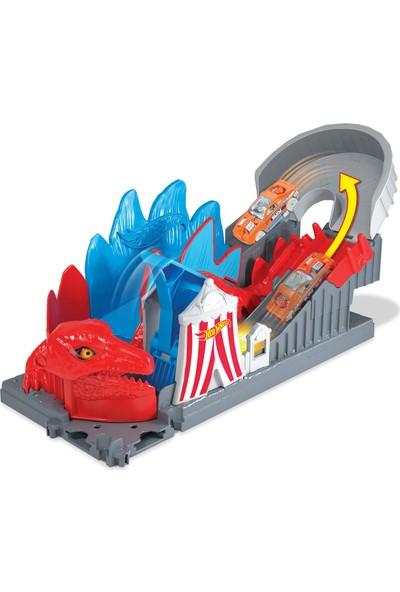 Hotwheels Şehirde Yaratık Macerası Oyun Seti Serisi FNB05-GBF93