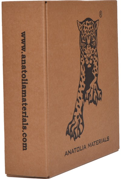 Anatolia Materials Pla Plus Filament 2.85MM 1kg Beyaz