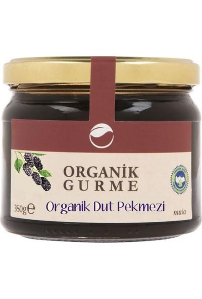 Organik Gurme Dut Pekmezi 350 gr