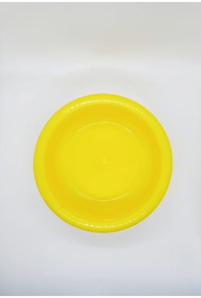 Manu Köpek Mama Kabı Sarı