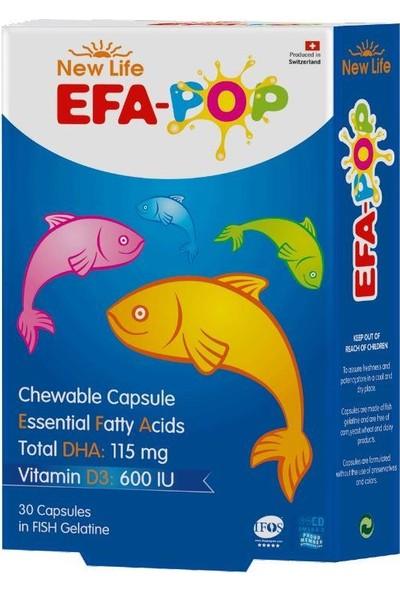 New Life Efa Pop 60 Kapsül