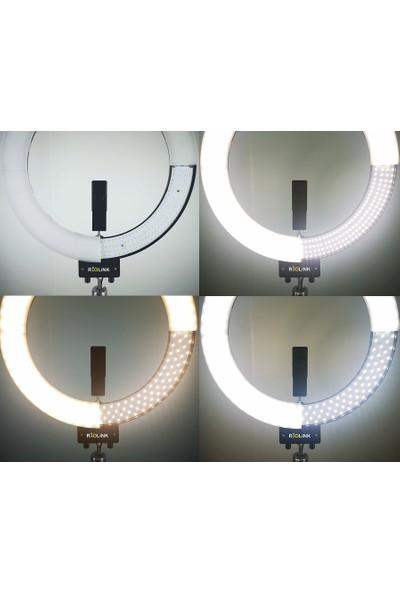 """Riolink 18"""" 102W 480 LED Ring Light"""