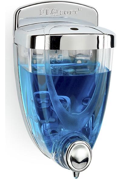 Sıvı Sabunluk 350 ml (Krom Kaplama)