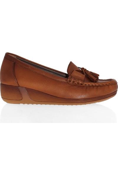 Cute 2200 Deri Comfort Kadın Ayakkabı