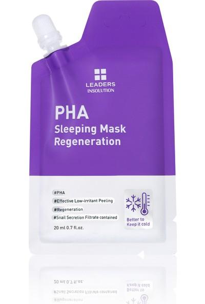 Leaders Pha Yenileyici Uyku Maskesi 20 ml