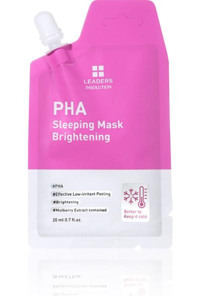 Leaders Pha Aydınlatıcı Uyku Maskesi 20 ml
