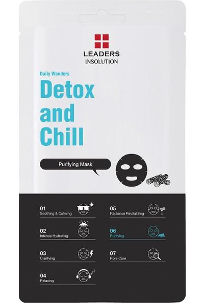 Leaders Daily Wonders Arındırıcı Siyah Kömür Maskesi 25 ml
