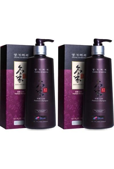 Ki Gold Premium Şampuan 300 ml x 2
