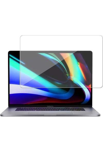 "Ssmobil Macbook Pro 16"" A2141 A2142 Tempered Cam Ekran Koruyucu"