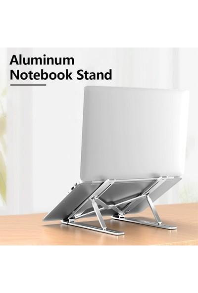 Ssmobil Mc N3 Masaüstü Dizüstü Standı , Alüminyum Ayarlanabilir ve Katlanabilir Ss-Mcn3