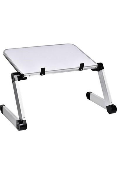 Ssmobil Yükseklik Ayarlı Portatif Katlanabilir Laptop Standı , Laptop Sephası Ss-Ypks2