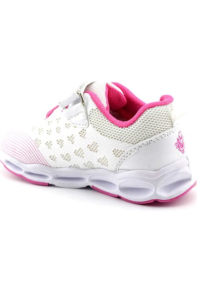 Winx Pevin Kız Çocuk Spor Ayakkabı-Beyaz