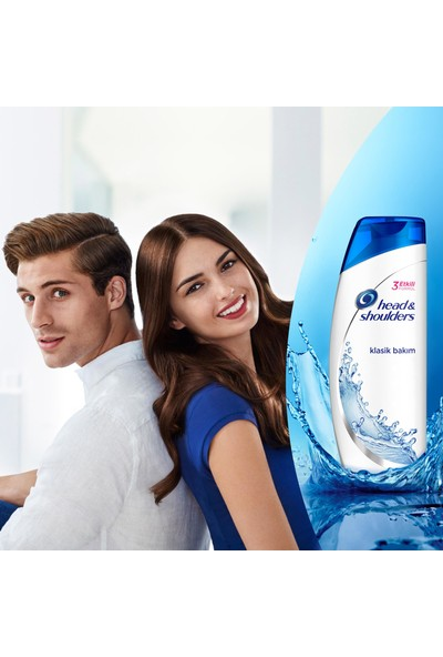Head & Shoulders Şampuan Klasik Bakım 90 ml