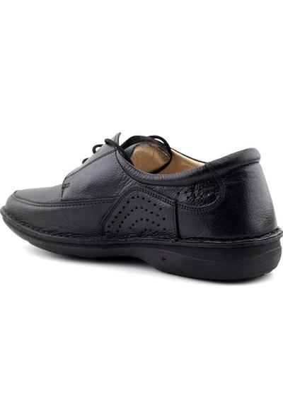 Al-Me 2115-2 Erkek Ayakkabı-Siyah