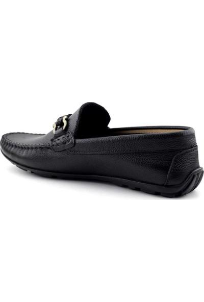 Tkn 082 Erkek Casual Ayakkabı-Siyah