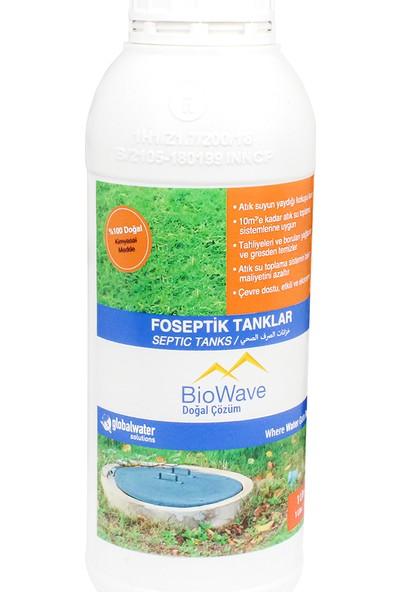 Global Water Solutions Biowave Foseptik Tanklar Koku ve Atık Giderici - 1 lt