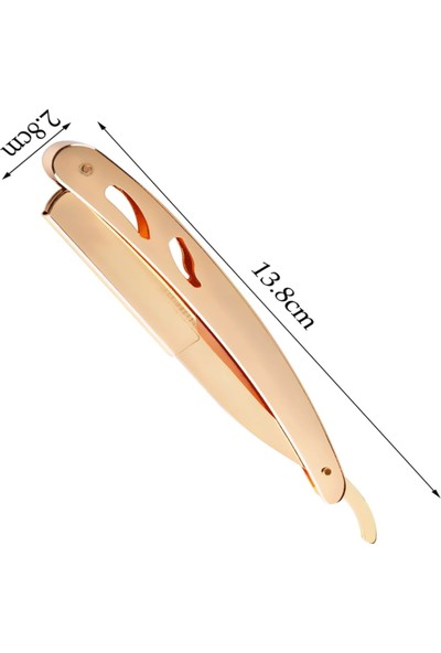 Qualis Shave U3 Ustura + Fırça + 5 Adet Jilet