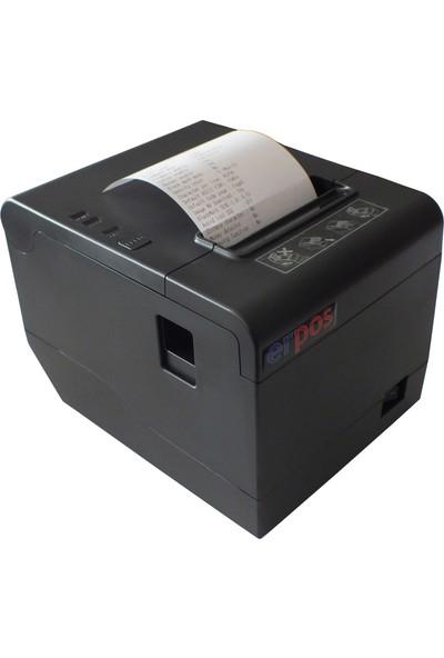 Erpos Q80 Mini Printer Termal Adisyon ve Fiş Yazıcı
