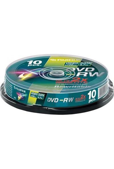 Fujifilm Dvd-Rw 4.7gb 120MIN 10 Adet